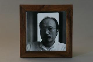写真陶板制作例~肖像写真